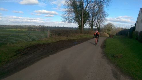 John Perks Birthday Reliability Ride (CC Giro) – 14th February 2016