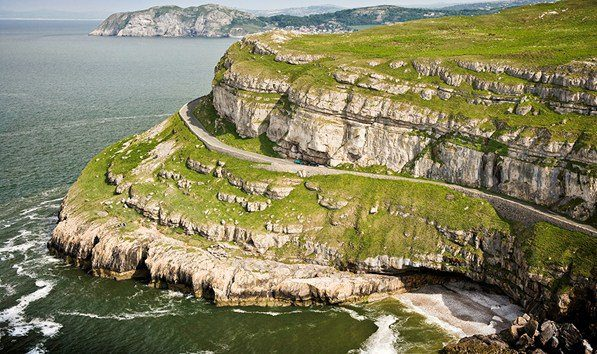 Climbing Around The Great Orme