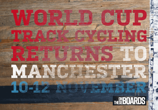Track World Cup Manchester 2017 Preview