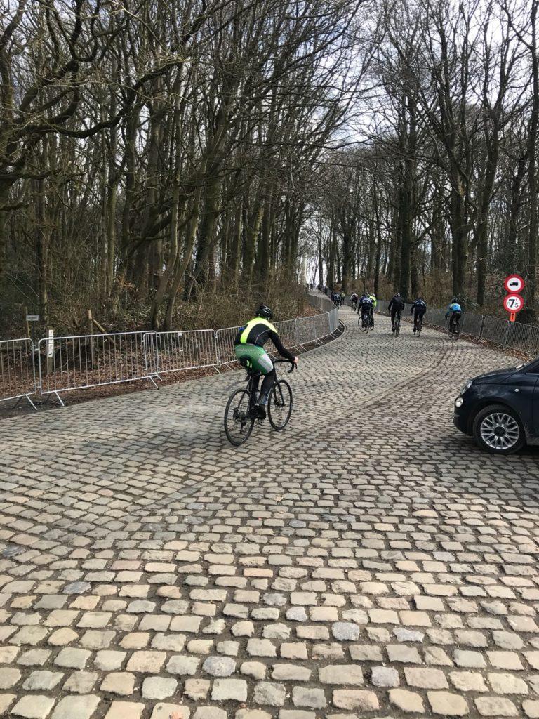 Gent Wevelgem Sportive 2018 Kemmelberg