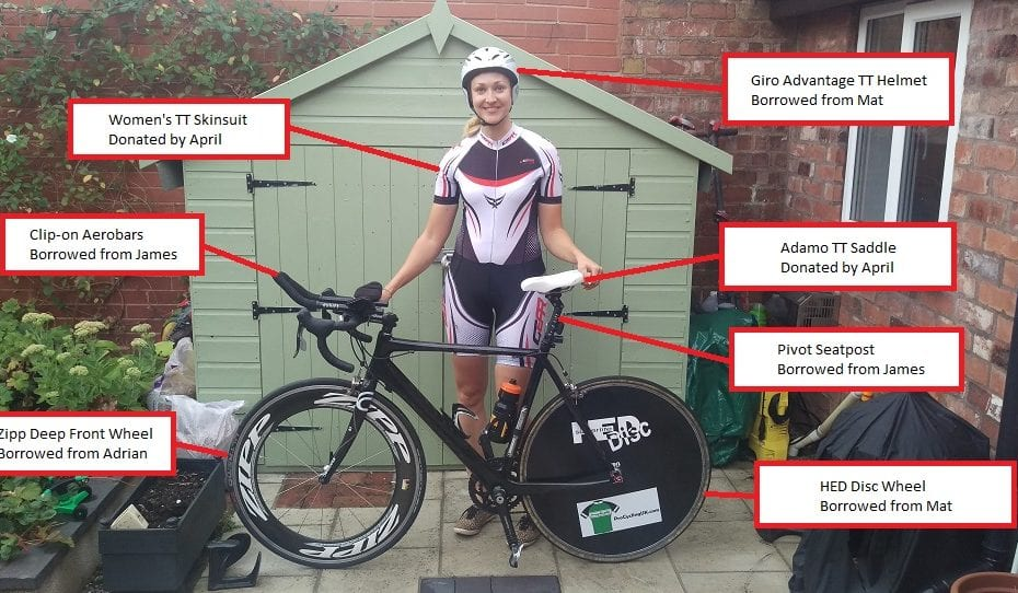 Women's Time Trialling for Novices – My First Year