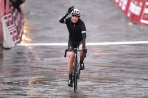 Anna Van Der Breggen Strade Bianche 2018