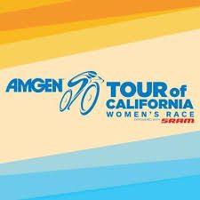 Women's Tour of California Logo 2019