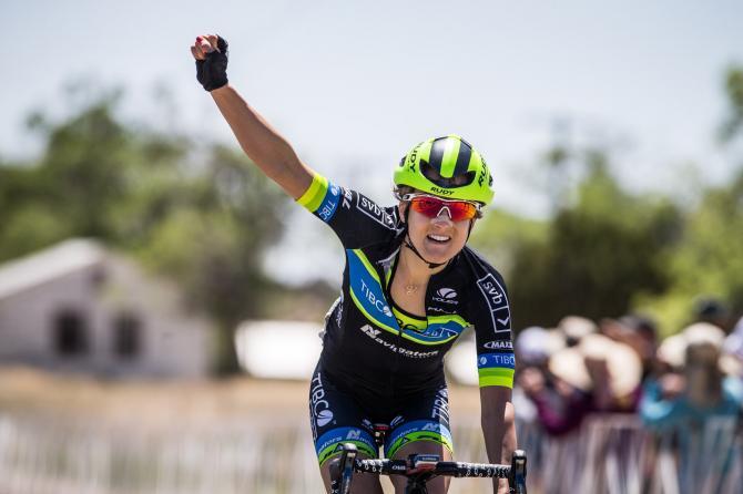 Women's Cycling Profiles: Lex Albrecht