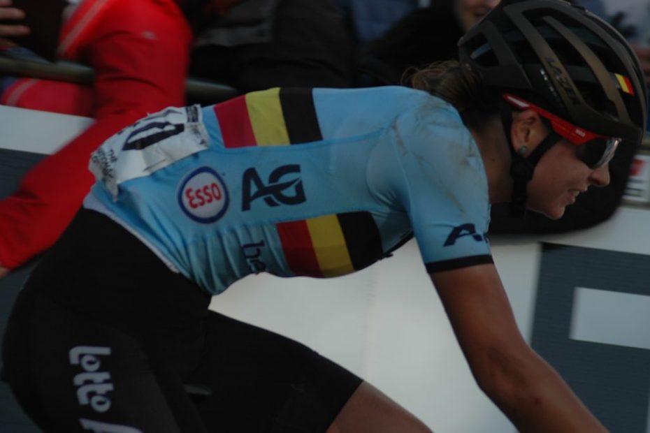Belgian champion Jesse Vandenbulcke out with broken cervical vertebra