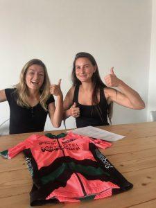 Karlijn Swinkels signs for three years at team Parkhotel Valkenburg