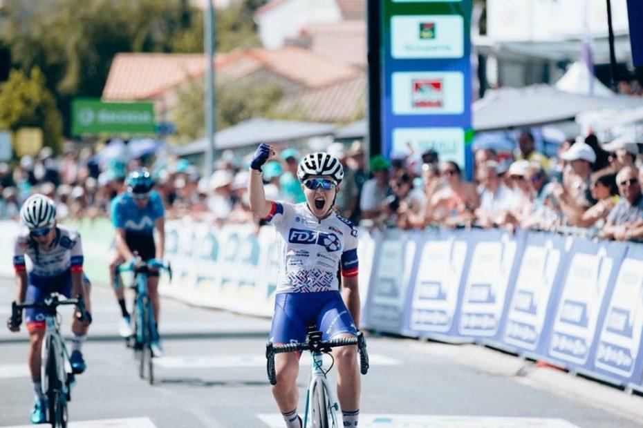 Women's Cycling Profiles: Jade Wiel