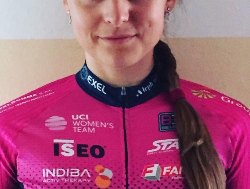 Women's Cycling Profiles: Melissa Van Neck