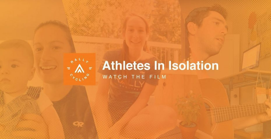 Athletes in Isolation