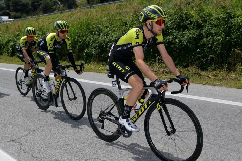 Mitchelton-SCOTT men re-start racing at Vuelta a Burgos with a team stacked with climbers