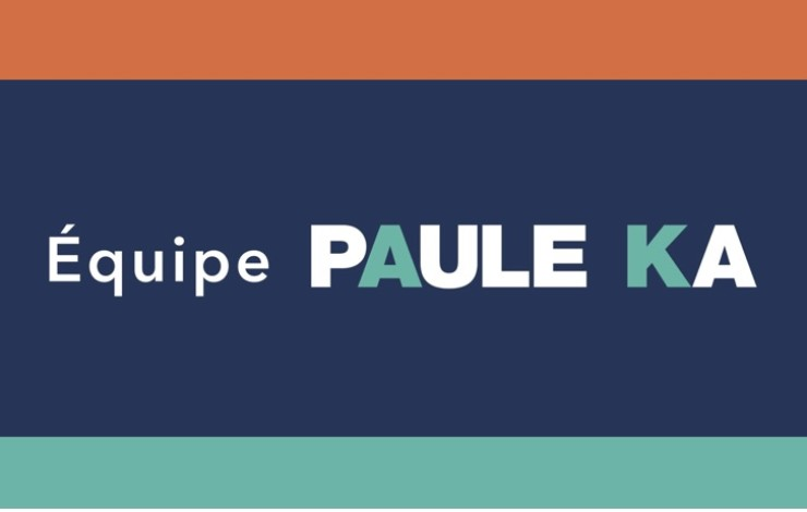 Presenting Équipe Paule Ka