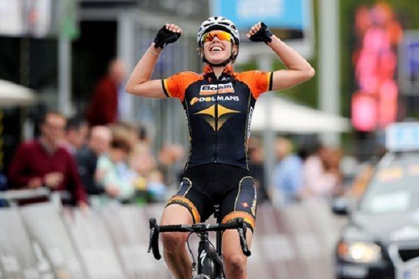 Ellen van Dijk 2014 Tour of Flanders