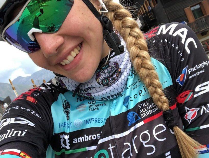 Women's Cycling Profiles: Martiana Fidanza