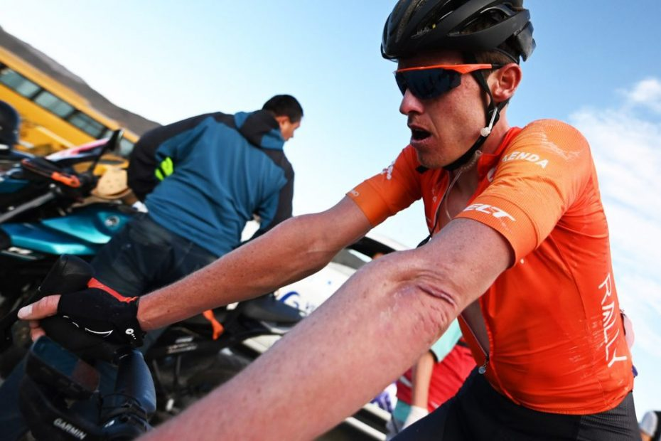 Mannion wins sprint for second on stage 2 of Mont Blanc