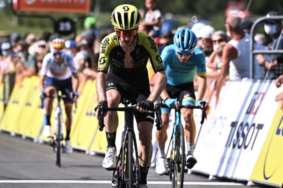 Yates in the mix on explosive final stage of the Criterium du Dauphine