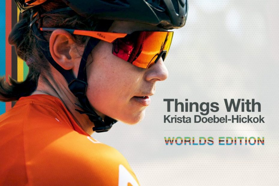 16 Things With Worlds-bound Krista Doebel-Hickok