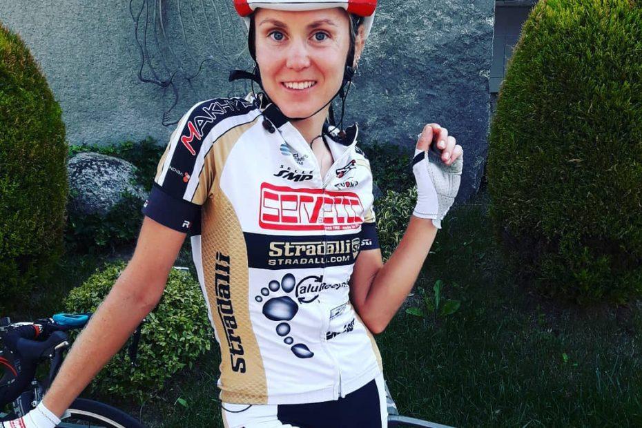 Women's Cycling Profiles: Anna Potokina