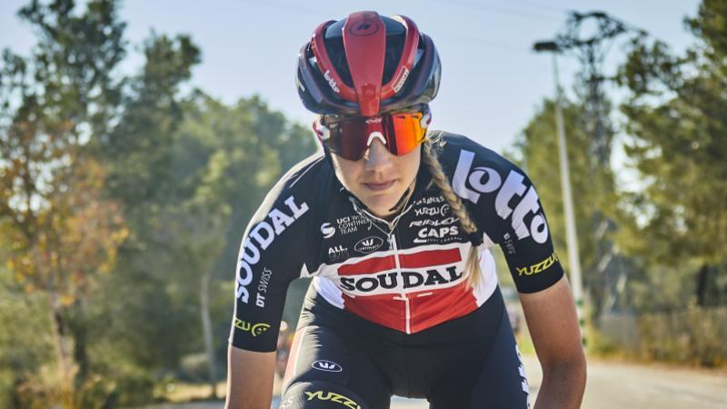 Arianna Fidanza is looking forward to Giro Rosa