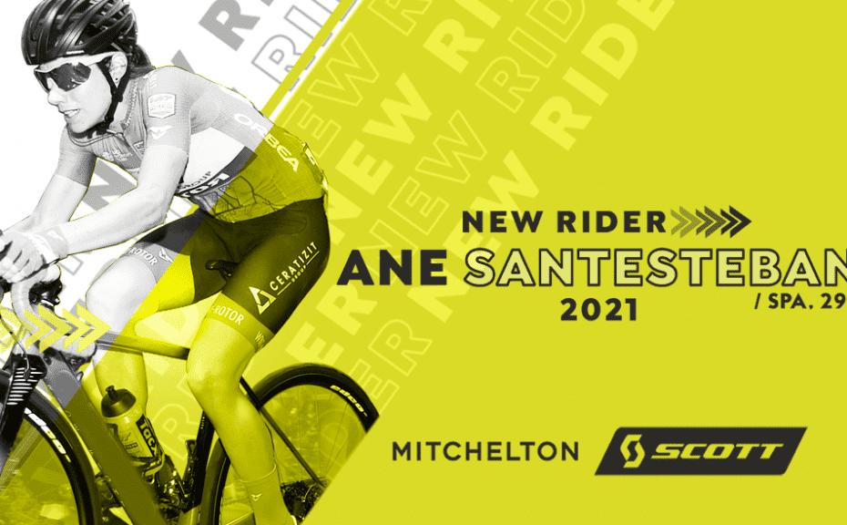 Santesteban adds key climbing support for Mitchelton-SCOTT
