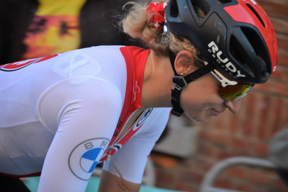 Marlen Reusser wins the Chrono des Nations. Record of 17 victories in a season for Alé BTC Ljubljana