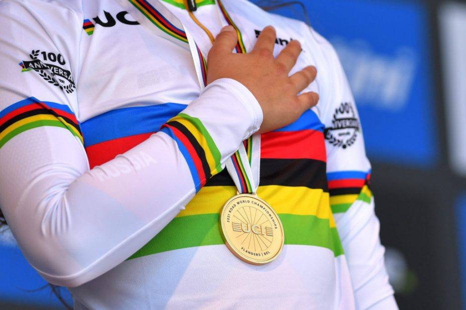 Flanders World Championships 2021 – Men's and Women's Road Race Photos