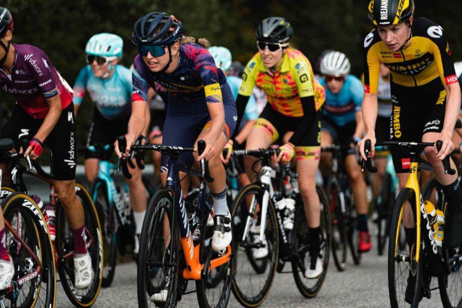 2022 Le Tour de France Femmes avec Zwift parcours announced